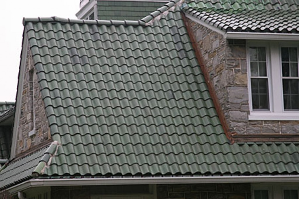 Tile roofing the portland roofers for Roofing material options